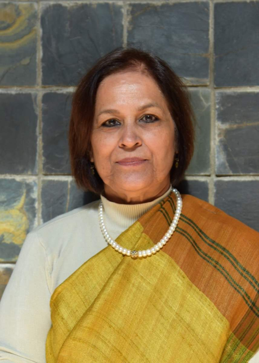 Principal, Mrs. Mithlesh Chaudhari